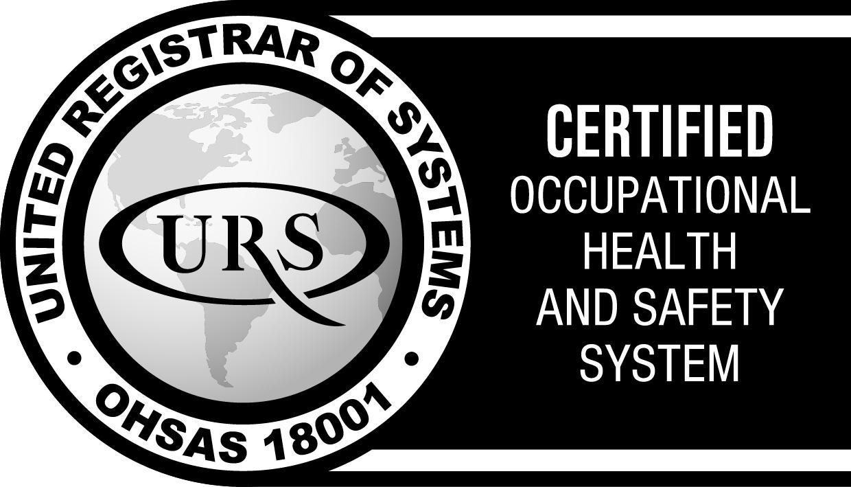 URS 18001 Logo