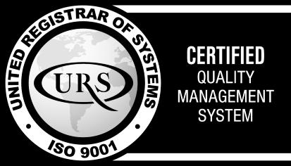 URS 9001 Logo